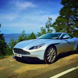 Aston Martin DB11 in Oslo