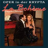 LA BOHEME, Giacomo Puccini  in der KRYPTA
