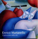 Enrico Martarello tempera Quartetto