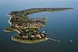 l'île d'aix vue du ciel