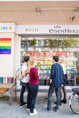 Top 5 bookshops of Berlin