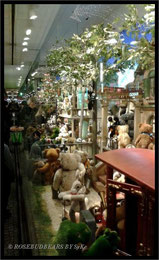 Schaufenster der Galeria Kaufhof