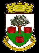 Stadtwappen von Wells