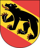 Kanton Bern in der Schweiz