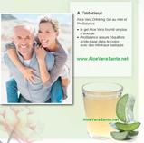 Les gels à boire et tous les soins aloe vera de LR sont certifiés par le label de qualité I.A.S.C.
