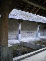 Lavoir d'Aumont en Halatte - Oise