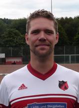 Hilft am Sonntag in der Ersten aus: Florian Bendorf.