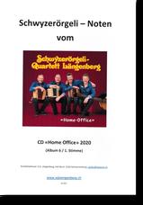 Notenheft SQ Längenberg - Schwyzerörgeli lernen - örgeli-studio Schwyz