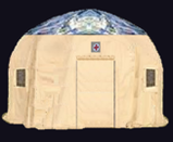 Transformer tent