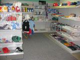 Verkaufsraum, Shop
