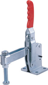 Vertical clamp with horizontal mounting base CH-101-J 101-JSB
