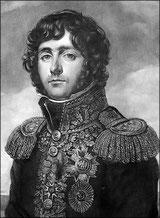 Général Sébastiani, commandant le 2ème corps de la réserve de cavalerie
