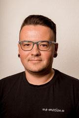 Maximilian Bucher: Werkstattleitung