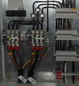 Low voltage cabling network