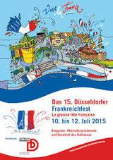 Düssel Ducks www.duesselducks.de Frankreichfest 2015