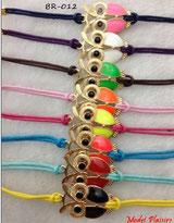 Bracelets hiboux plusieurs modèles
