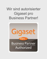Auerswald Center München: Gigaset pro - Autorisierter Business Partner
