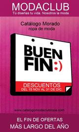 catalogo (rosa) de ofertas el buen fin 2013 - moda club