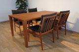 栃木県鹿沼市家具 アウトレット 展示処分品 フュージョン ダイニングチェア 食卓 椅子