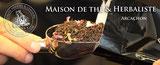 """Thés de luxe """"Honoris Causa"""", servis dans les chambres d'hôtes du Domaine de Treyture dans les Landes d'Aquitaine en France"""