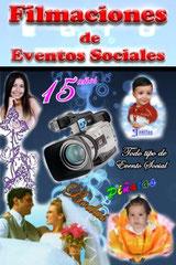 Filmaciones para tus Eventos