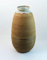 Vasija de refractario Ø 45 x 75 cm.