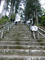 身延山菩提梯