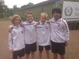 Junioren U12-1 (Bez. A)