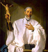 Web oficial de san Juan de Avila