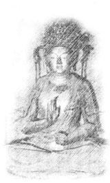 永興寺の聖観音像