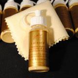Чистящее средство с глубокой очисткой для эффективного и бережного ухода для скрипки, альта, виолончели, контрабаса и смычков к ним купить - luthier professional varnish cleaner цена