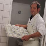Les fromages lactiques partent à l'affinage