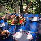 La table de Rouze