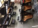 LA PIU' VASTA ESPOSIZIONE DI PIANOFORTI DELLA ZONA