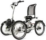 Pfau-Tec Tibo 4 Dreirad und Elektro-Dreirad für Erwachsene - Front-Dreirad 2020
