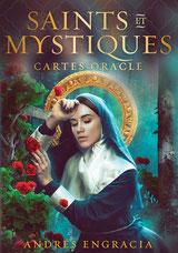 Saints et mystiques,  Pierres de Lumière, tarots, lithothérpie, bien-être, ésotérisme