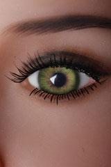 Augenfarbe grün