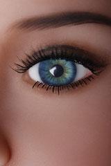 Augenfarbe blau