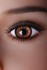 Augenfarbe braun