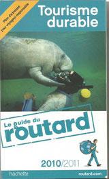 """Recommandé par le guide du Routard """"tourisme durable"""" Picardie depuis 2010."""