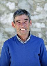 Michel Ferrand, initiateur du projet