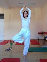 Aktuelle Yogakurse