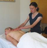 Heerlijk ontspannende massage