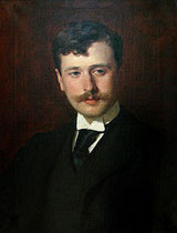 Georges Feydeau par Carolus-Duran (Musée des Beaux-Arts de Lille)