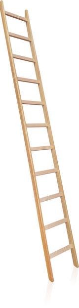 31-011 Holz-Anlegeleiter
