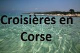 Croisières voilier en Corse