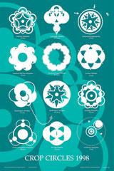 1998 Poster Crop Circles