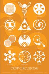2004 Poster Crop Circles