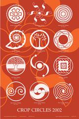 2002 Poster Crop Circles