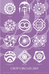 2003 Poster Crop Circles